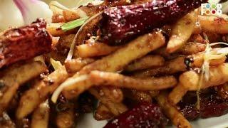 Turban Tadka   Honey Chilli Potato Recipe   Episode 11   Segment 1   Chef Harpal Sokhi