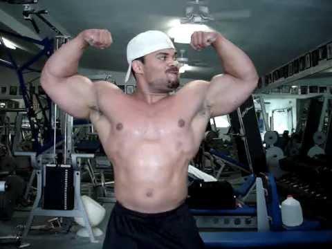 Cocky Bodybuilder