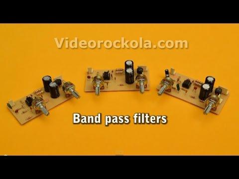 active-band-pass-filter