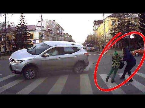 Crazy Drivers: Close Calls Compilation | FailArmy