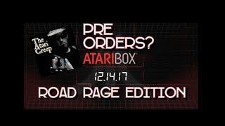 Atari Box Update PreOrders ROAD RAGE EDITION: The Atari Creep