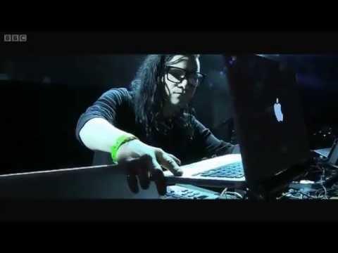 Skrillex Interview - 2012