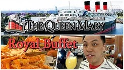 Best Buffet in Los Angeles - Queen Mary Royal Brunch