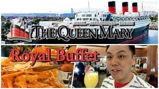 Queen Mary Royal Champagne Brunch Buffet - Best Buffet in Long Beach