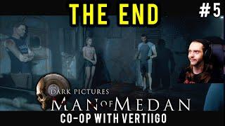 The End [#5] Man of Medan Co-Op with VertiigoGaming & HybridPanda