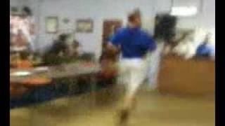 Newington Cricket Club Dance Off 2008 - Tony Jimenez