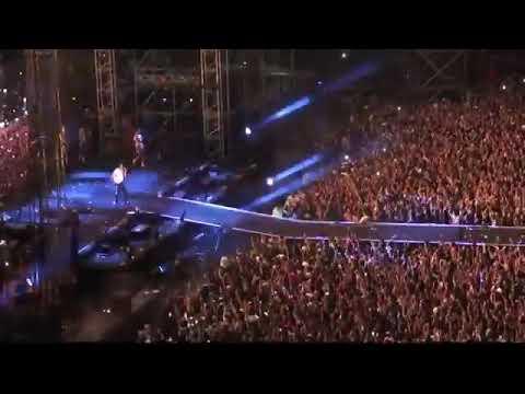 El concierto más