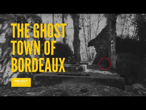 Episode 1; The ghost town of Bordeaux, Washington