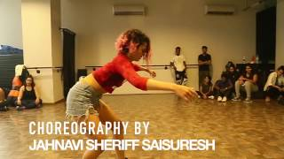 Tempted to Touch - Rupee (Dancehall choreo/workshop recap)