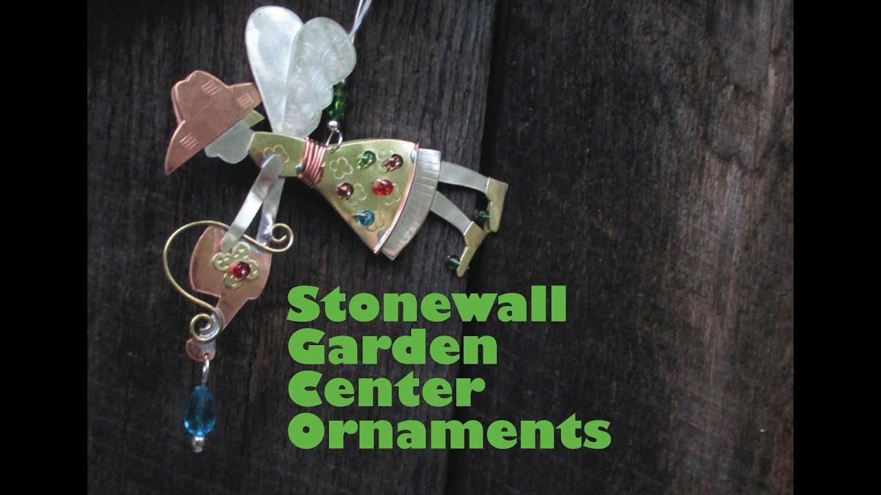 Stonewall Garden Center Ornaments 2015