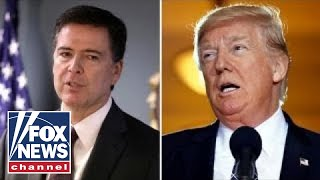 Rep. Stewart: Memos show Comey was dishonest with Trump thumbnail