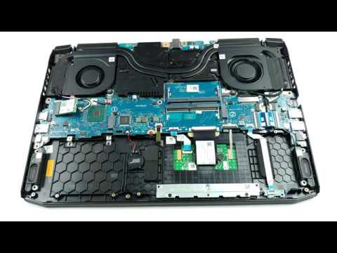 Acer Nitro 5 An515 55 Disassembly And Upgrade Options Youtube