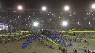 Carnavales. Vencedores de Ayacucho FEDIPA 2018