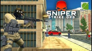 Sniper Strike Ops - Android Gameplay FHD