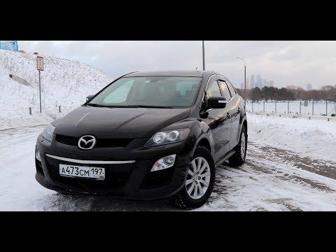 Хотите надёжный кроссовер - присмотритесь к Mazda CX7