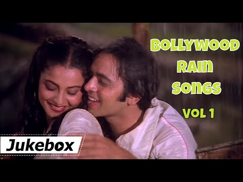 Monsoon Special Bollywood Song Collection (HD)  - Jukebox 1 - Bollywood Rain Songs