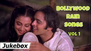 Monsoon Special Bollywood Song Collection - Jukebox 1 - Bollywood Rain Songs