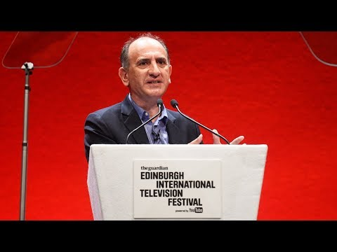 The James MacTaggart Lecture: Armando Iannucci