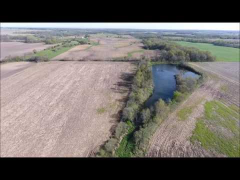 Doris Vass Trust Aerial Tour - Hancock County, IL