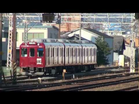 【養老鉄道】620系 D23編成とD25編成 大垣駅 Japan Yoro Railway Trains