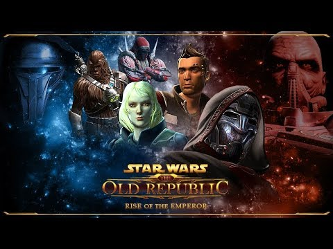 STAR WARS: The Old Republic – The Movie – Episode II: Rise of the Emperor (Sith Inquisitor)