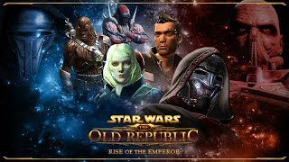 STAR WARS: The Old Republic – The Movie – Episode II: Rise of the Emperor 【Sith Inquisitor】