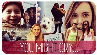 YOU MIGHT CRY... | HANNAH MAGGS