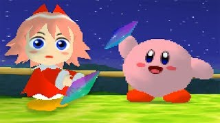 Kirby 64: The Crystal Shards 100% Walkthrough Part 1 - Planet Popstar (All Crystal Shards)