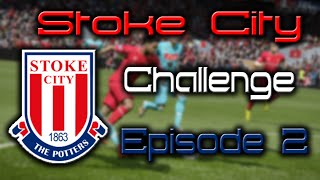 Fifa 15 - Stoke City Challenge - Episode 2 Thumbnail