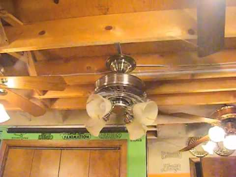 Casablanca Claremont Gallery Ceiling Fan Upgraded Parts