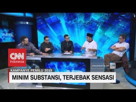 Minim Substansi, Terjebak Sensasi | AFD Now - Episode Kampanye Pilpres 2019