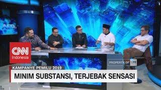 Download Video Minim Substansi, Terjebak Sensasi | AFD Now - Episode Kampanye Pilpres 2019 MP3 3GP MP4