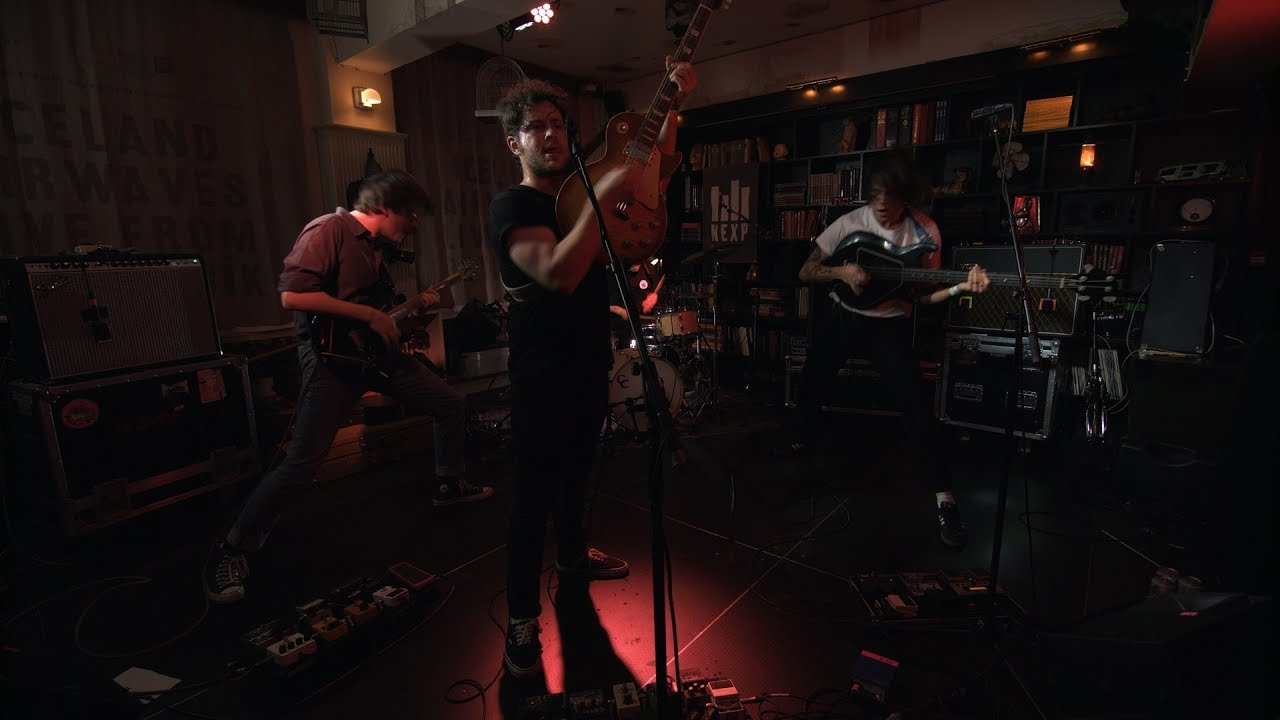 Download SONS - Full Performance (Live on KEXP)