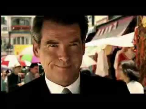007 best commercial! (Pierce Brosnan)