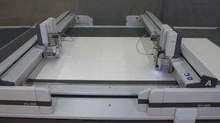 Zünd D3 Digital Cutter With Board Handling System BHS