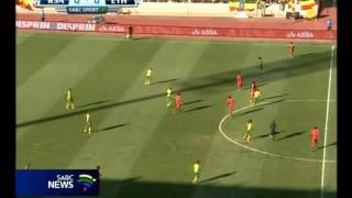 Bafana draw 1-1 with Ethiopia