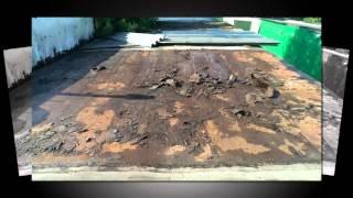 Ремонт металлической кровли гаража 2(, 2016-03-14T13:02:37.000Z)