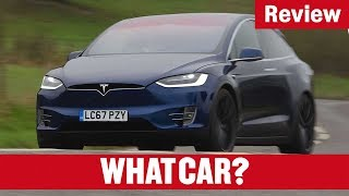 2020 Tesla Model X electric SUV - ultimate in-depth 4K review of every feature | What Car?