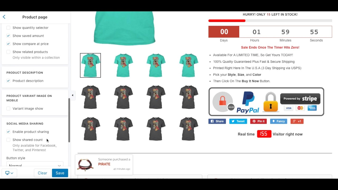 Shopify Booster - What Features make this Theme so Effective