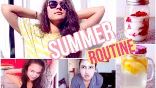 SUMMER ROUTINE 2015 ! | TheDollBeauty
