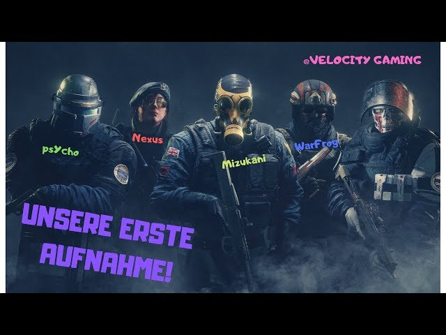 Erste Aufnahme!! || Velocity Gaming on Chalet