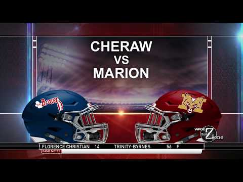 CHERAW VS MARION
