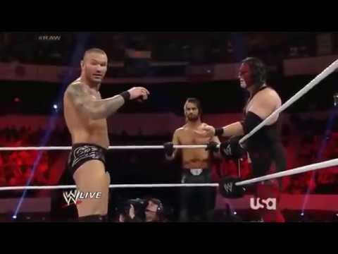 Roman Reigns   John Cena vs Seth Rollins,...