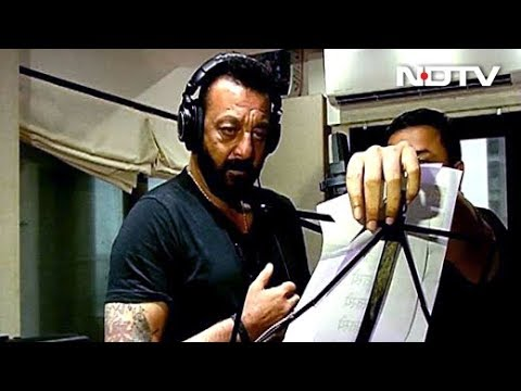 Sanjay Dutt Records A Song For 'Bhoomi'