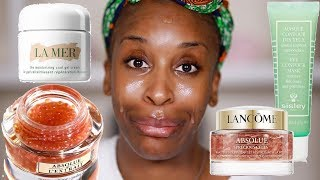 Is Luxury Skincare Worth It? $4,000 Later... | Jackie Aina thumbnail
