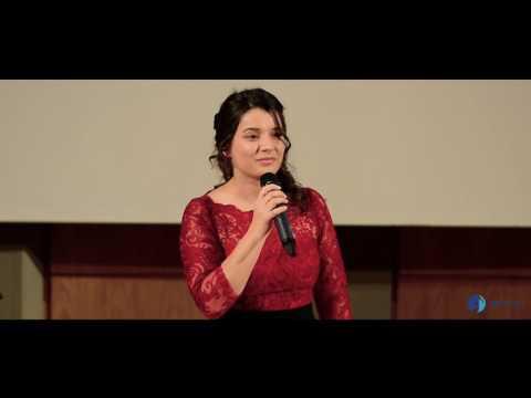 Luiza Spiridon - Be still for the presence of the Lord (Sei still in der Gegenwarrt des Herrn)