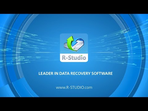R-STUDIO Data Recovery Software