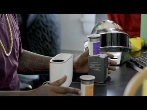 T-Pain Reviews the Aera Home Air Freshener  (Long Version)