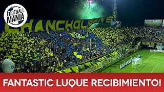 Fantastic Luque! Chancholigan