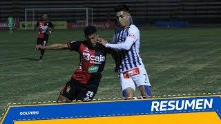 Resumen: Alianza Lima vs. FBC Melgar (1-1)